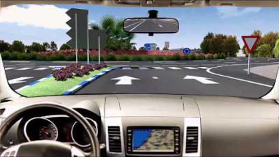 Le futur échangeur Salé El Jadida - Autoroute Countournement de Rabat